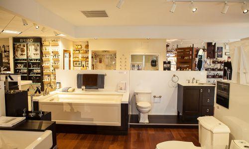 Bathroom Design Showroom Gallery