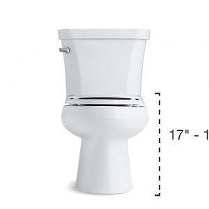 CHAIR HEIGHT TOILETS