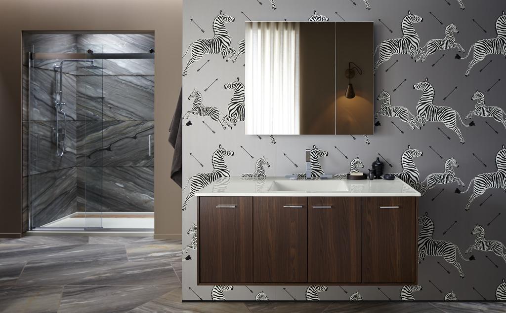 Bathroom Vanities In Collegeville Weinstein Kitchen Bath - Bathroom vanities floor mounted