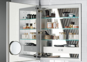 Daily Routines More Efficient And Offer Integrated Task Lighting To Maximize Your Visibility In The E Take Bathrooms Vanity Next