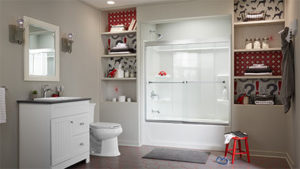 Make Grimy Bathtubs And Showers A Thing Of The Past By Using Sterling Products In Your Next Bathroom Remodel From Shower Doors Bases To Baths Sinks