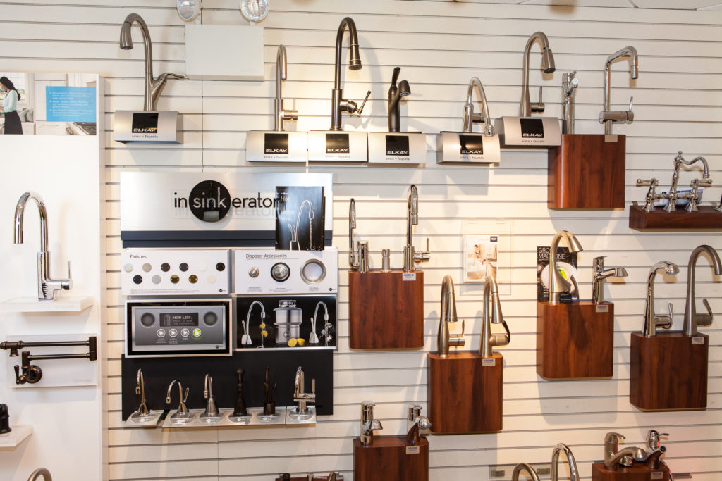 kitchen supply showroom - Kohler - Weinstein Supply