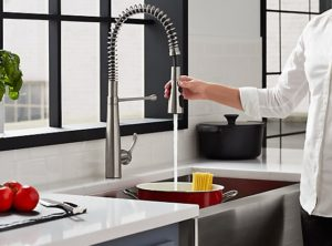 boost tech kitchen faucet