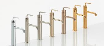 Brilliant New Kohler Finishes for Faucets | Weinstein ...