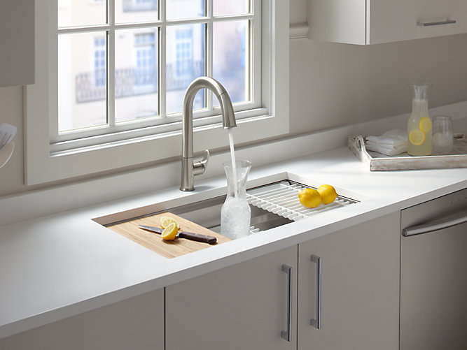 kitchen sink trends - Weinstein Bath and Kitchen Collegeville