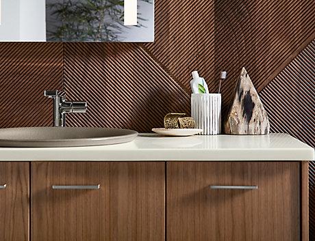 Photo of bathroom vanity top | bathroom vanities in Philadelphia | Weinstein Collegeville